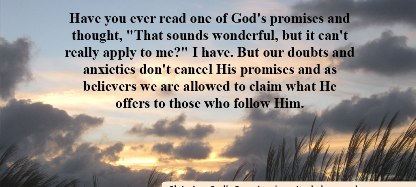 Claiming God's Promises
