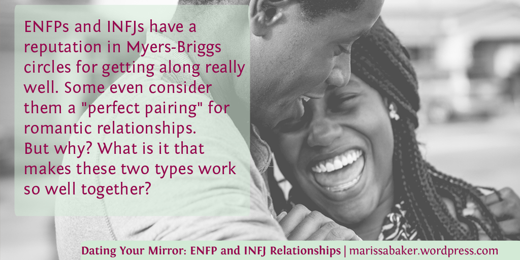 Infj dating an enfp