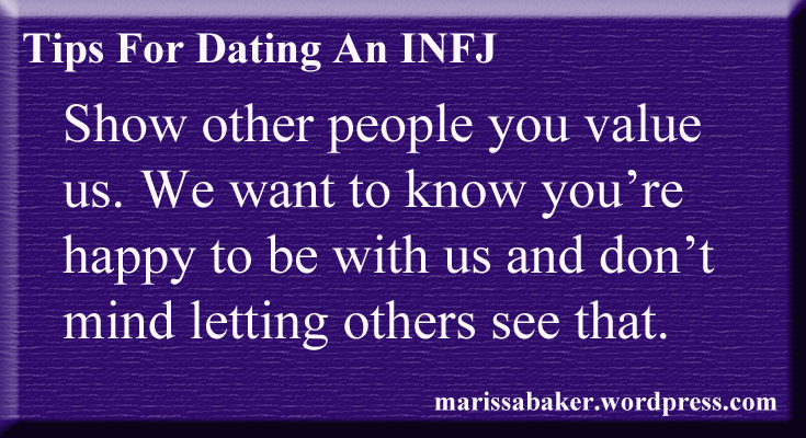 Infj online dating