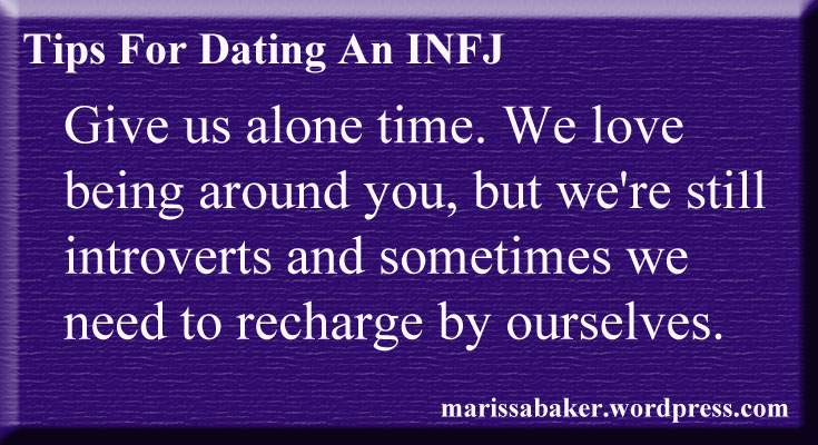 Infj dating tips