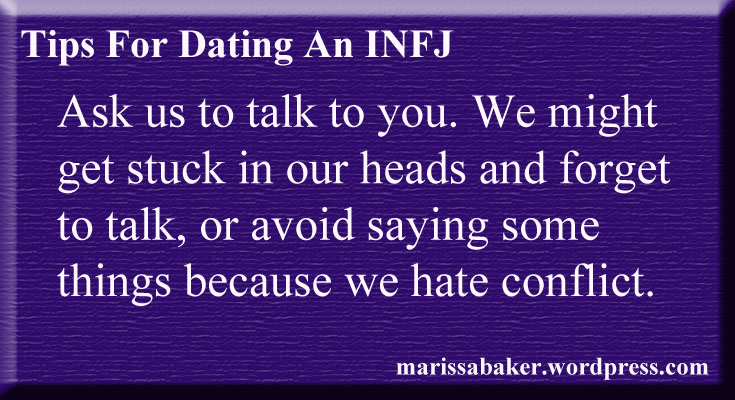 Want To Date An INFJ? Here's 15 Things We'd Like You To Know