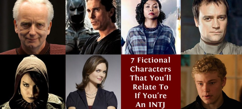 7 Fictional Characters That You'll Relate to If You're An INTJ