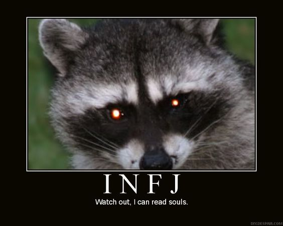 """This Whole """"Mystical INFJ"""" Thing Is Getting Out of Hand 