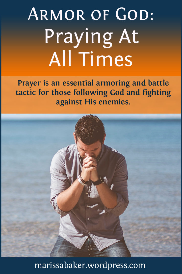 prayer – Like An Anchor