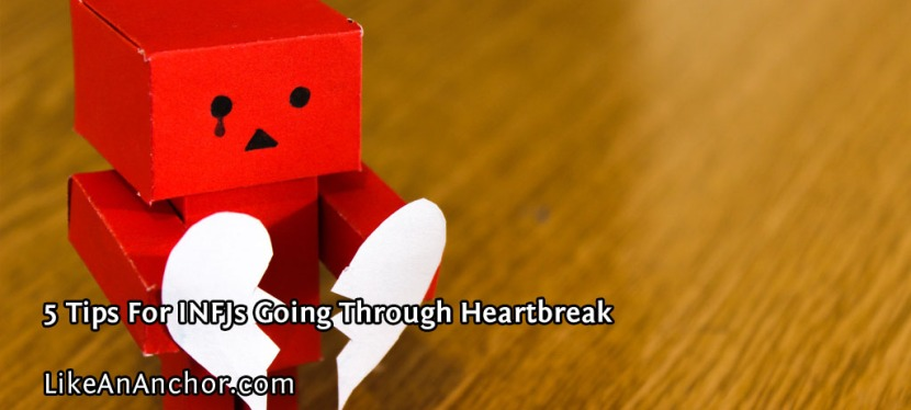 5 Tips For INFJs Going Through Heartbreak