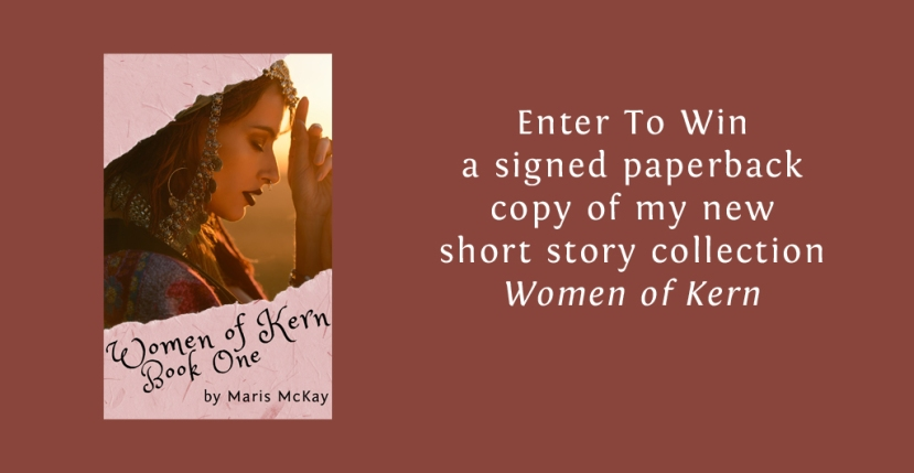 I Published A Book And You Can Win A Signed Copy