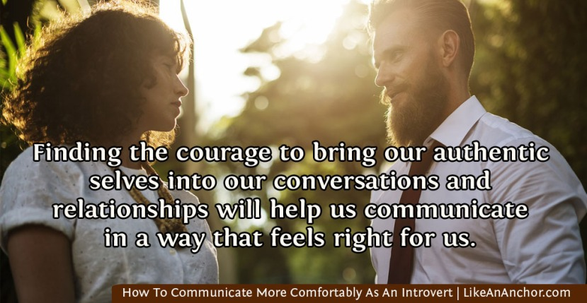 How To Communicate More Comfortably As An Introvert