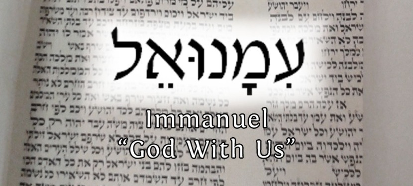 Immanuel: The Lord's Incredible Response To Dealing With A SinfulPeople