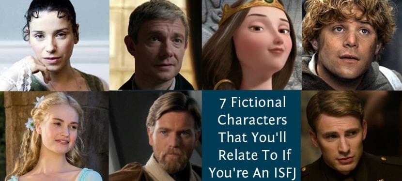 7 Fictional Characters That You'll Relate to If You're An ISFJ