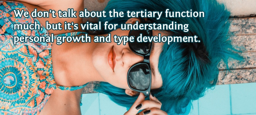 What Role Does The Tertiary Function Play In Myers-Briggs® PersonalityTypes?