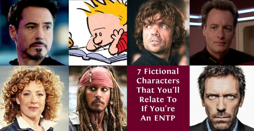 7 Fictional Characters That You'll Relate to If You're An ENTP