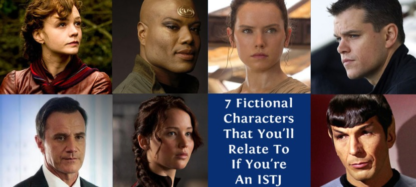 7 Fictional Characters That You'll Relate to If You're An ISTJ