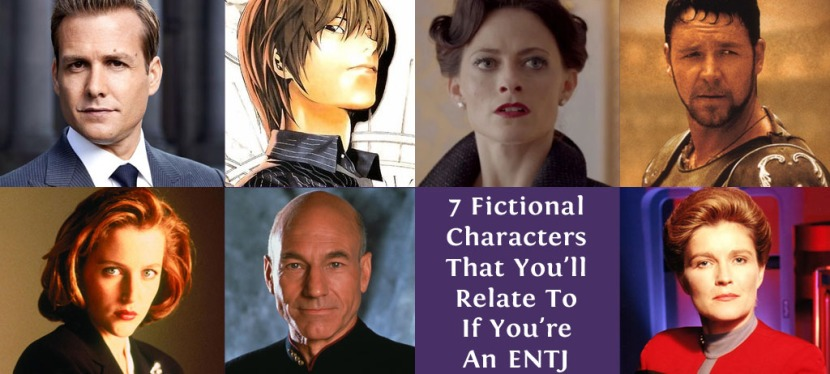 7 Fictional Characters That You'll Relate to If You're An ENTJ