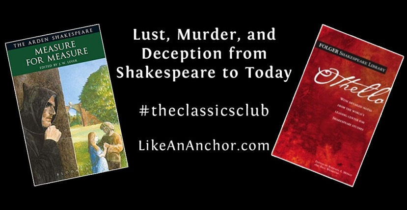 Lust, Murder, and Deception from Shakespeare to Today