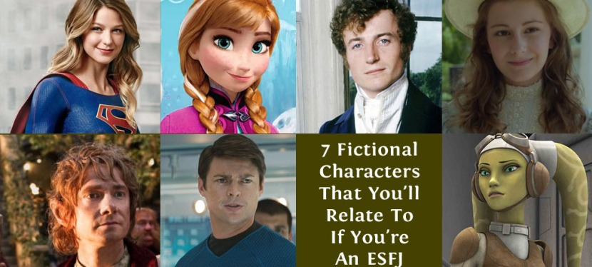 7 Fictional Characters That You'll Relate To If You're An ESFJ
