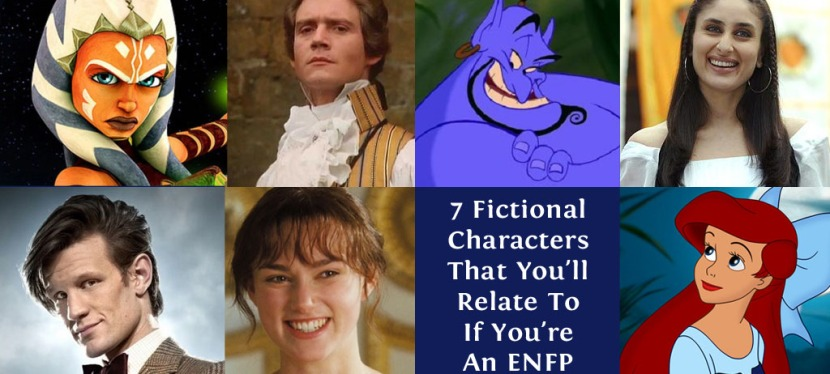 7 Fictional Characters That You'll Relate to If You're An ENFP