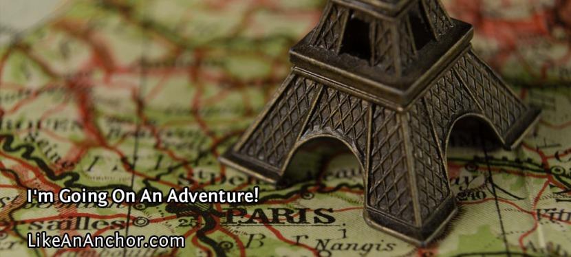 I'm Going On AnAdventure!