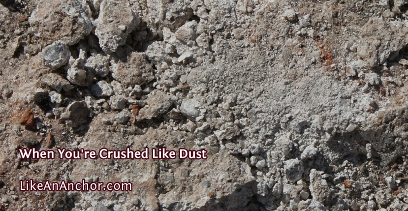 When You're Crushed LikeDust