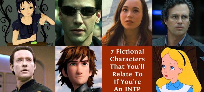 7 Fictional Characters That You'll Relate To If You're An INTP