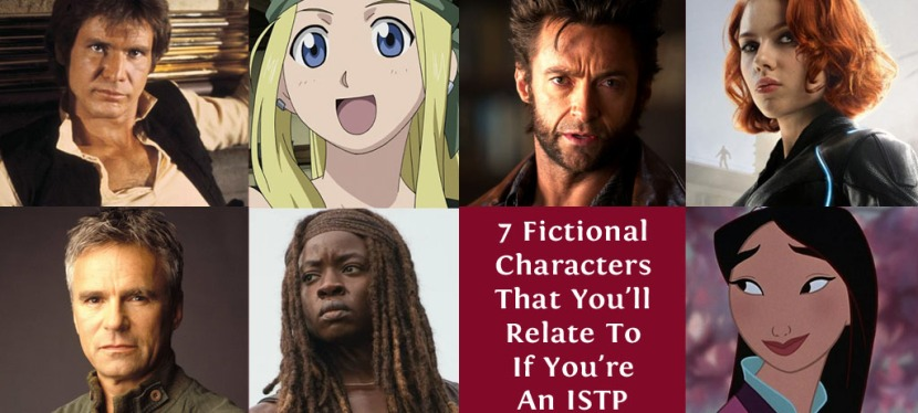 7 Fictional Characters That You'll Relate To If You're An ISTP