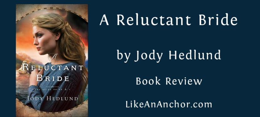 """""""A Reluctant Bride"""" BookReview"""