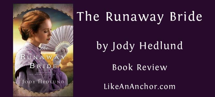 """The Runaway Bride"" BookReview"