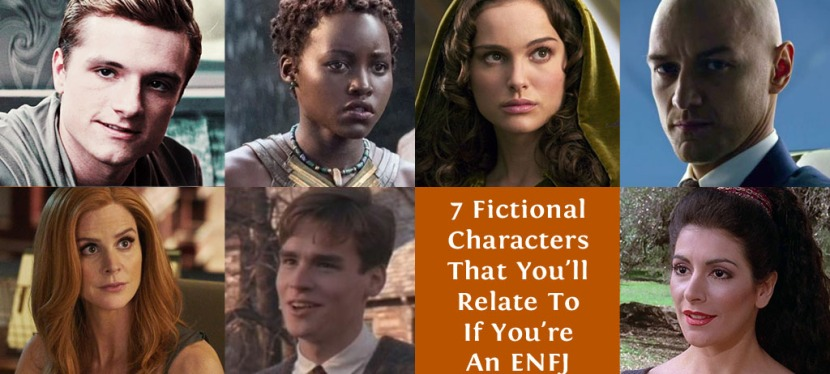 7 Fictional Characters That You'll Relate To If You're An ENFJ