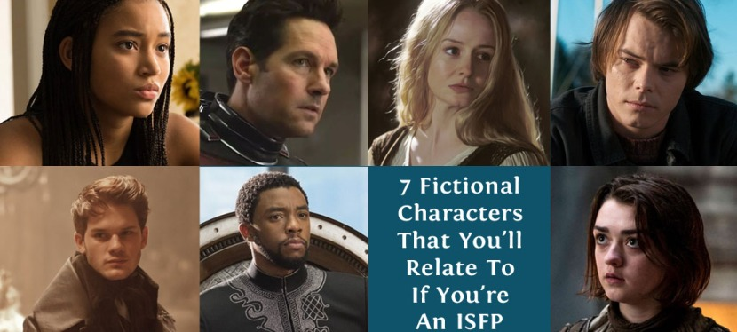 7 Fictional Characters That You'll Relate To If You're An ISFP
