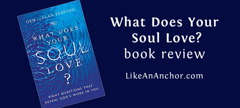 What Does Your Soul Love? book review