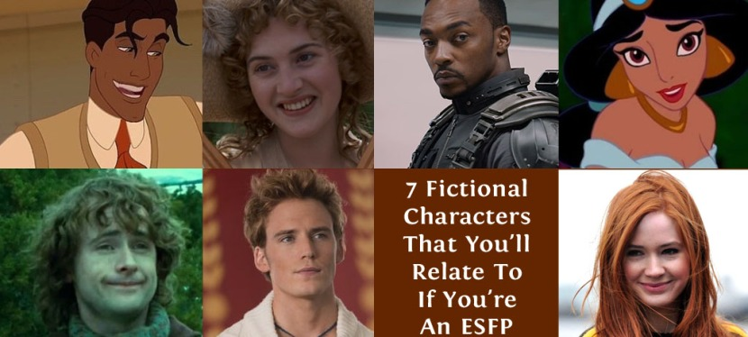 7 Fictional Characters That You'll Relate To If You're An ESFP