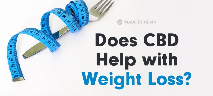 Can CBD Really Help You LoseWeight?