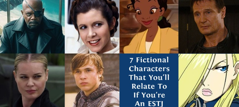 7 Fictional Characters That You'll Relate To If You're AnESTJ