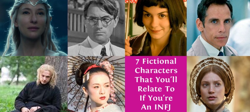 7 Fictional Characters That You'll Relate To If You're An INFJ
