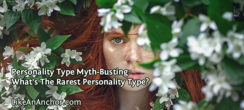 Personality Type Myth-Busting: What's The Rarest Personality Type?
