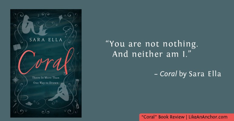 "Mermaids and Mental Health: Book Review of ""Coral"" by Sara Ella 