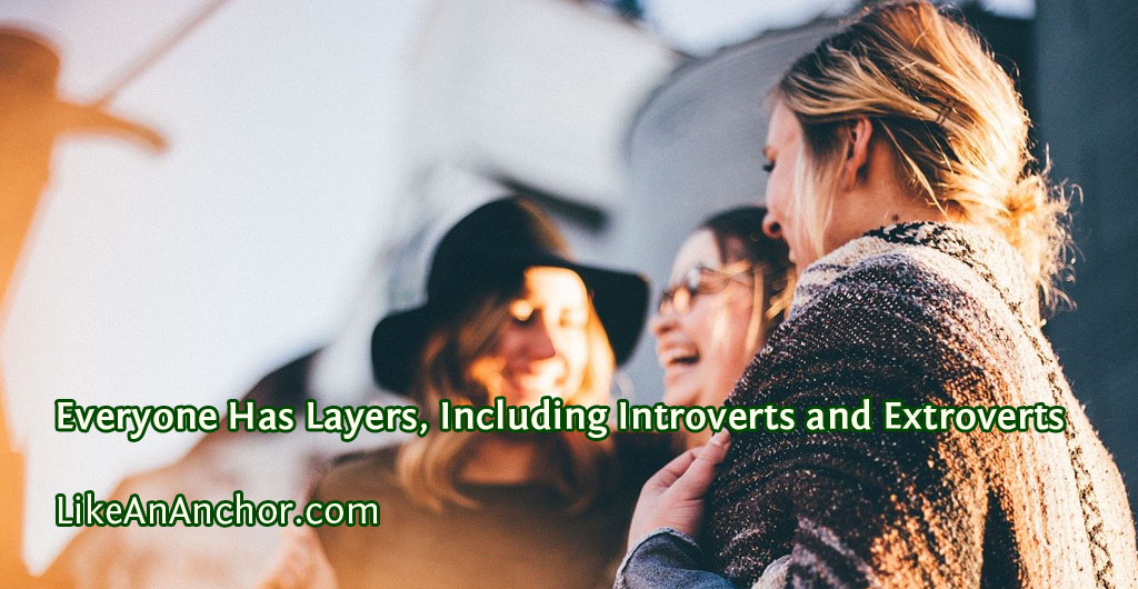Dating extroverts
