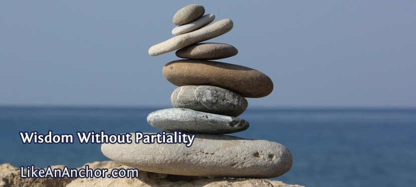 Wisdom Without Partiality