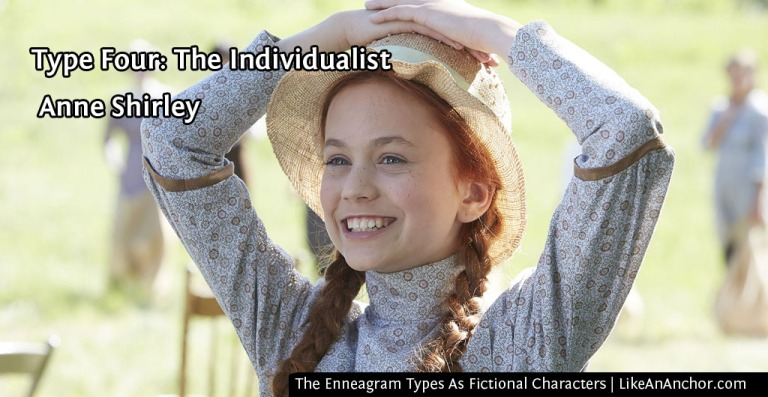 The Enneagram Types As Fictional Characters | LikeAnAnchor.com