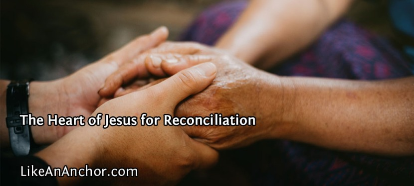 The Heart of Jesus forReconciliation