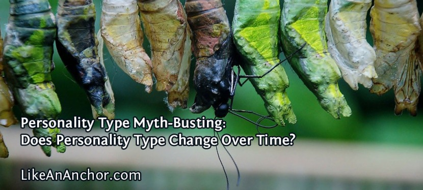 Personality Type Myth-Busting: Does Personality Type Change Over Time?