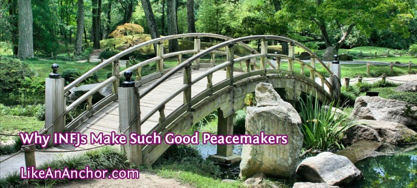 Why INFJs Make Such Good Peacemakers